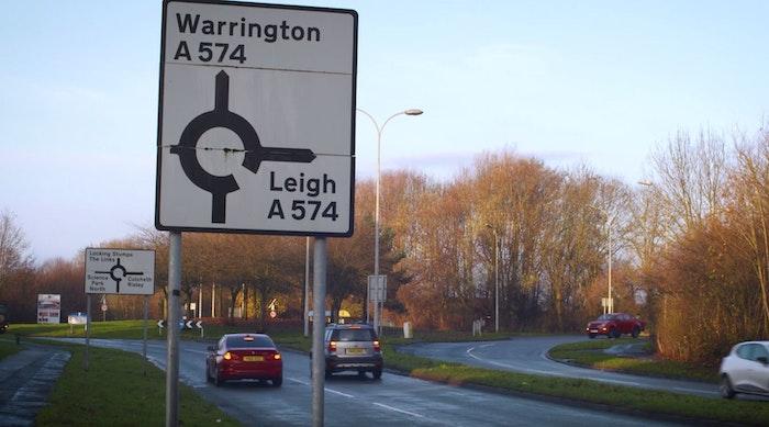 Birchwood Sign