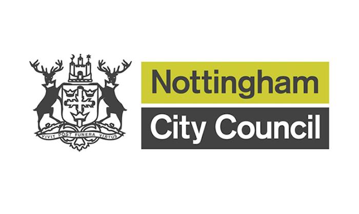 Case Study Slider Bar Nottingham City Council