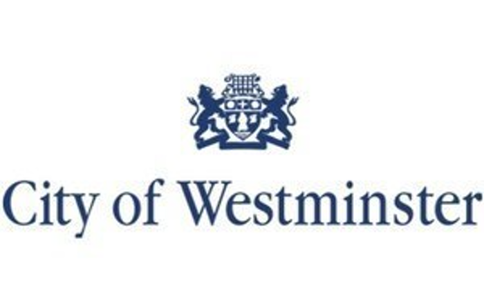 Case study Slider bar Westminster Logo