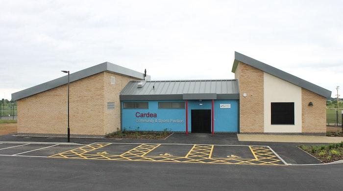 Clegg Peterborough City Council Cardea Community Pavilion1 191114 101951
