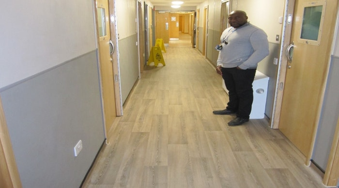 Dudley Walsall Mental Health Partnership post works image