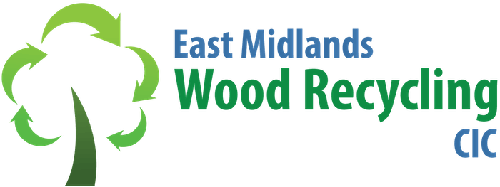 East Midlands Wood Recycling logo