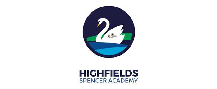Highfields Spencer Academy logo 02