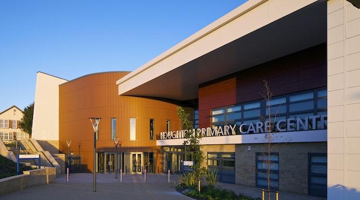 Houghton Primary Care Centre Hero