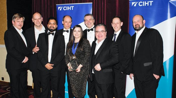 Image CIHT NW Best Practice Award 2019