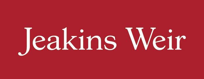 Jeakins Weir Logo