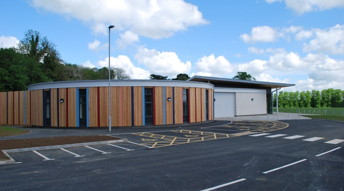 Jeakins Weir St Crispins Community Centre 1