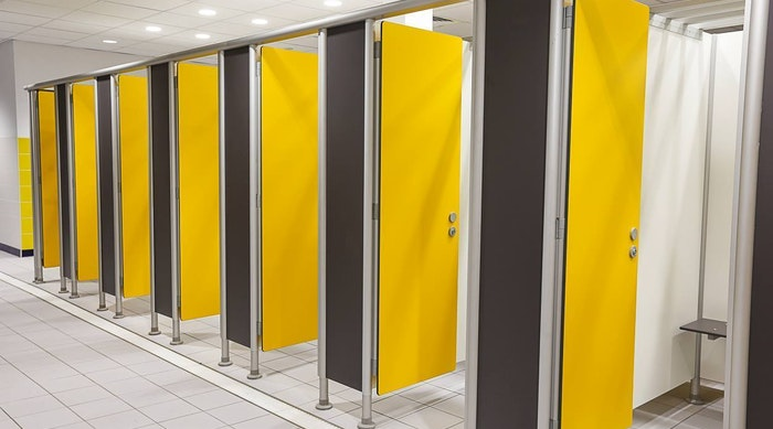 Minsthorpe changing rooms