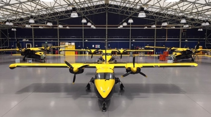 NPAS light aircraft