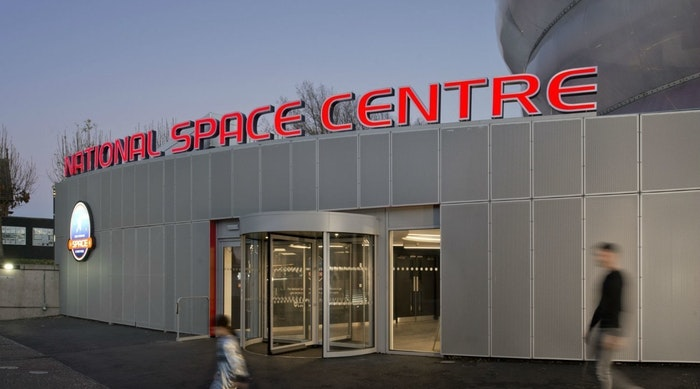 National Space Centre New Entrance Foyer