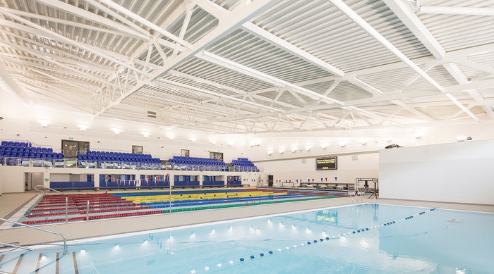 Scarborough Leisure Village pool