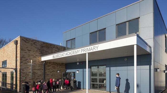 Wates Lungfish Bluecoat Academy Primary 1