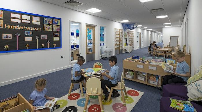 Wates Lungfish Bluecoat Academy Primary 3