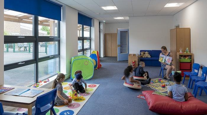 Wates Lungfish Bluecoat Academy Primary 4
