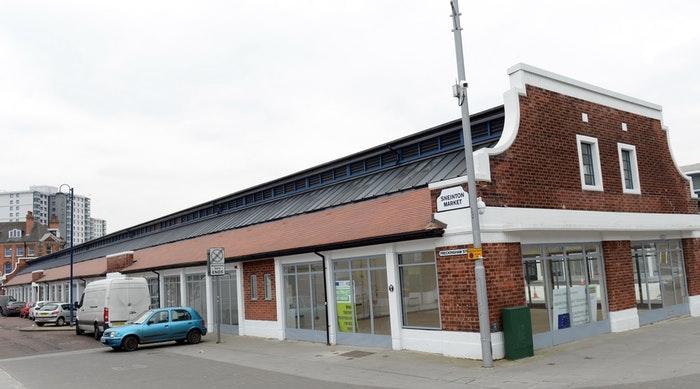 Wates Nottingham City Sneinton Market 1