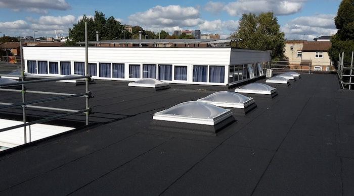 Welbeck roofing
