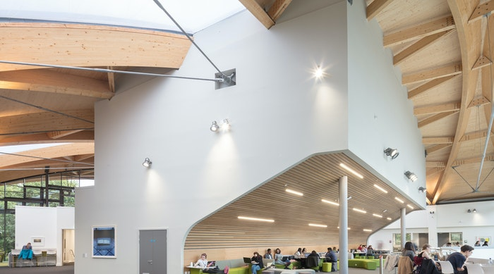 Willmott Dixon The University Of Warwick Oculus Building Internal