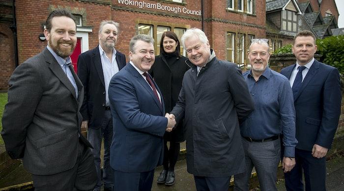 Wokingham Borough Council 124m deal 2