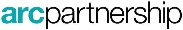 Arc partnership horiz logo CMYK crop