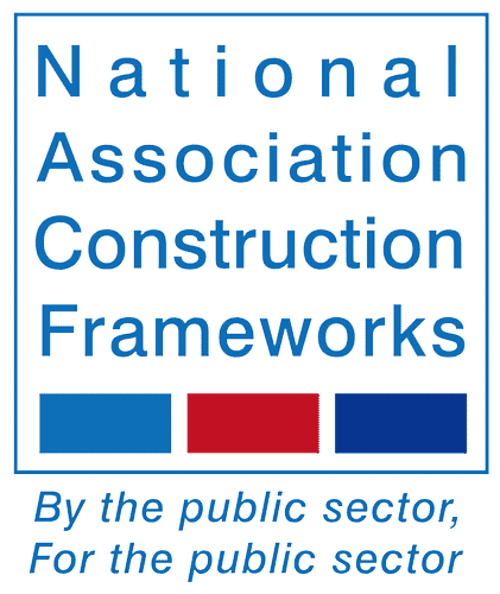 National association of construction frameworks nacf vector logo
