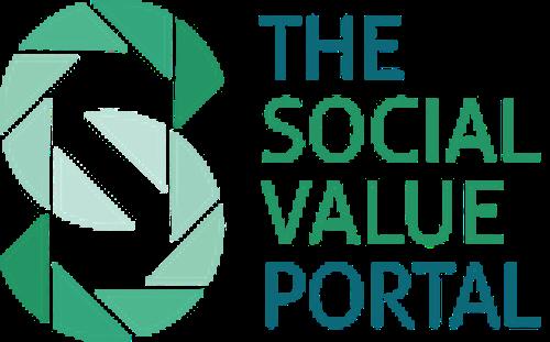 Social value portal logo
