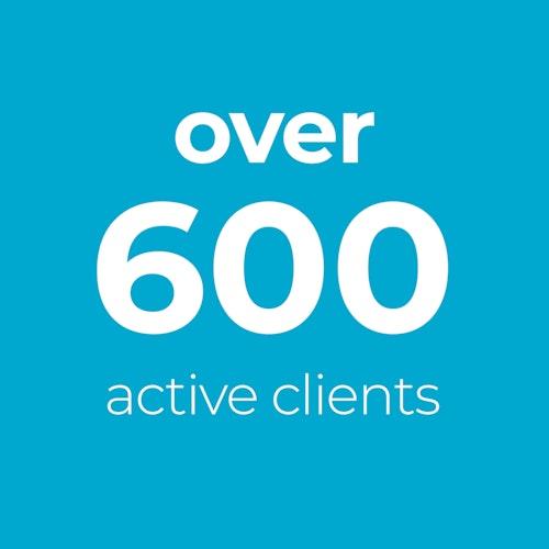 Active Clients Public