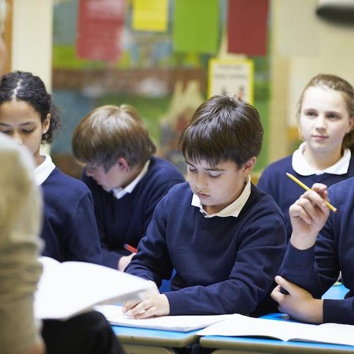 Schoolchildren 06