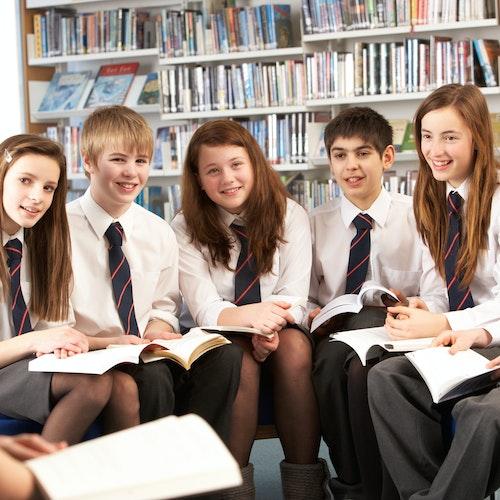 Schoolchildren 07