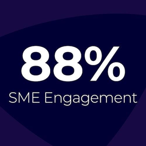 Scotland SME engagement navy
