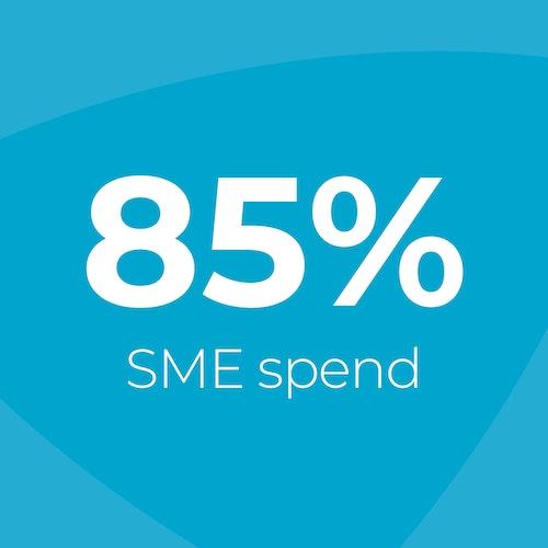 Scotland SME spend