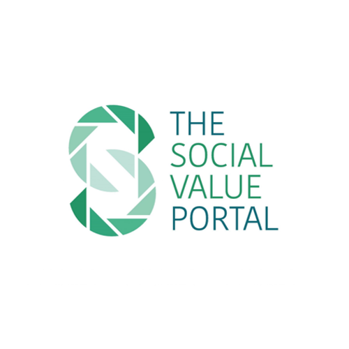 Social value portal tile