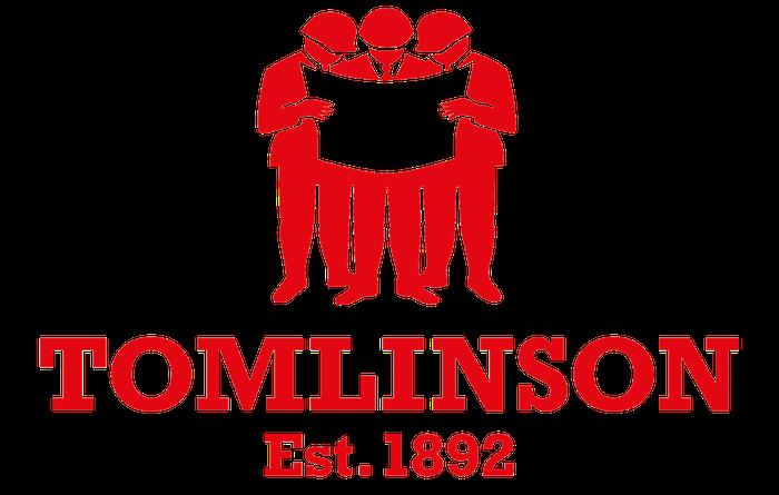 Tomlinson Red Transparent