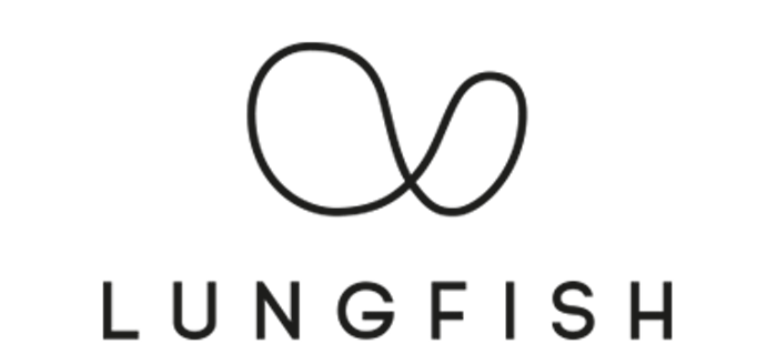 Lungfish service logo